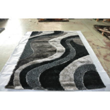 The Way to Heaven Fluffy Silk Carpet Area Rug