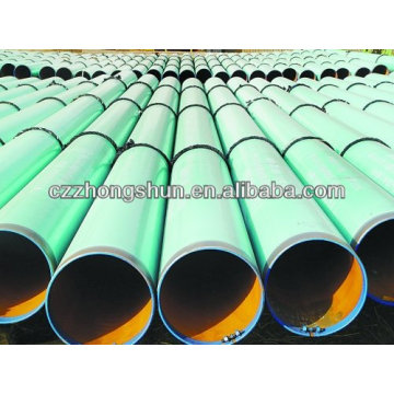 ssaw steel pipe/welding pipe/ssaw tube water pipeline