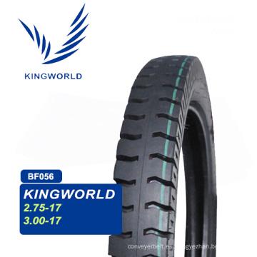 3.00-17 Neumáticos de triciclo de tres ruedas