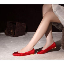 New Arrival Fshion Wedding Ladies Dress Shoes (HCY02-1829)