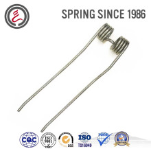 Color Zinc Twins Torsional Spring for Farm Machinery