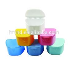 2015 Dental Orthodontic Retainer case / Retainer Box, Plastic Denture box