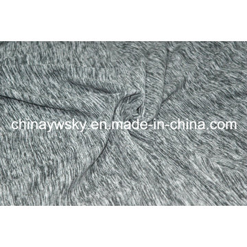 100%Polyester Cationic Effect Polar Fleece