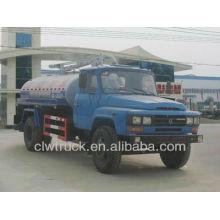 Dongfeng 140 вакуумный грузовик, 6M3 вакуумный фекальный сосательный грузовик