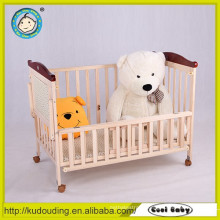 Popular baby latest wooden bed designs