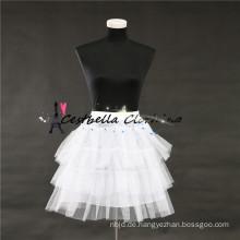 Brautkleid Petticoat Krinoline für Mädchen Kleider puffy 4 Schichten Braut Petticoat