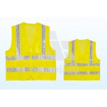 Jy-7003 Road Maintenance Workers High-Visibility Reflektierende Sicherheitsweste