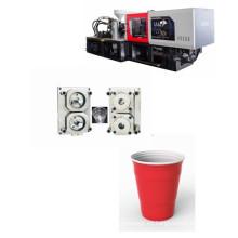 Máquina de moldeo por inyección de plástico de taza de alta velocidad (LSF148)