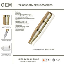 Machine professionnelle de maquillage de stylo de maquillage permanent