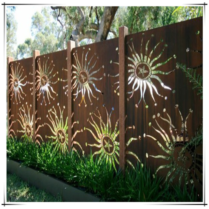 Garden Screen Panels