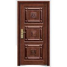 Стальные-Деревянные Бронированные Двери Горячая Распродажа