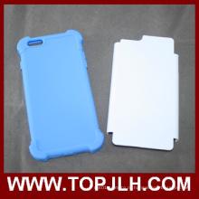 3D TPU + PC сублимации чехол для телефона iPhone 6/6s плюс