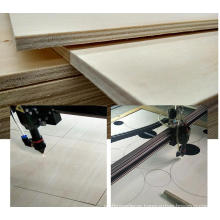 Laser cut plywood Laser engraving plywood for toy