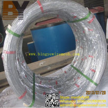 High Quality Hot-Dipped Galvanized Oval Wire