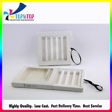 Caja de papel / Caja de lápiz labial / Caja de cosméticos / Caja de lápiz labial