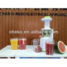 I want to buy a juicer with DC motor low noise