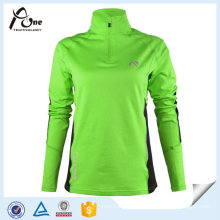 Wholesale Plus Size Hemp Running Shirts Running Wear for Woman