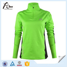 Wholesale Plus Size Hemp Running Shirts Running Wear for Woman