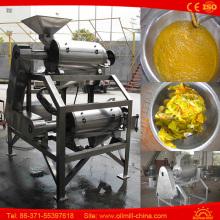 Mango Automatic Beating Machine Beater 1500kg Juice Making Machine Prices