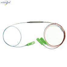 2 multiplexeur grossier de division de longueur d'onde de cahnnel / CWDM passif de fibre optique