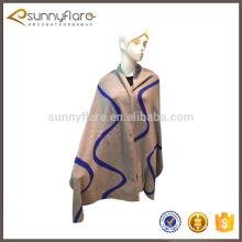 Cachemire chaud d'hiver en tricot cachemire pour femme