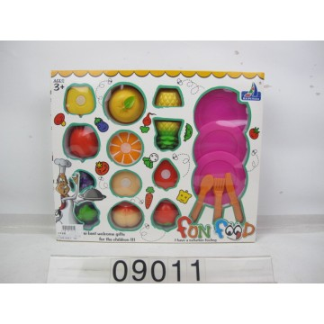 Fruit and Vegetables Toy for Children