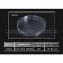 Plástico Petri Dish 150 * 15 mm para uso médico