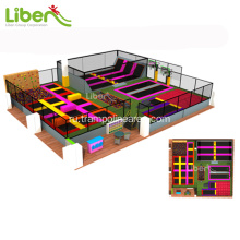 Professional+kids+indoor+trampoline+park+for+sale
