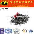 Preço do carbono ativado baseado no carvão da China por tonelada