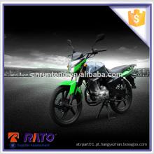 China fábrica venda quente 150cc motocicleta chinesa barata