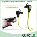Mobile Accessories Metal Wireless Sport Bluetooth Stereo Headphone (BT-128Q)
