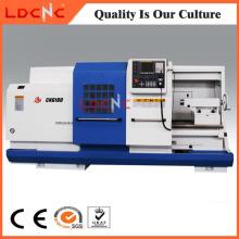 Máquina de torno de torneamento de metal CNC horizontal de alta precisão China Fabricante