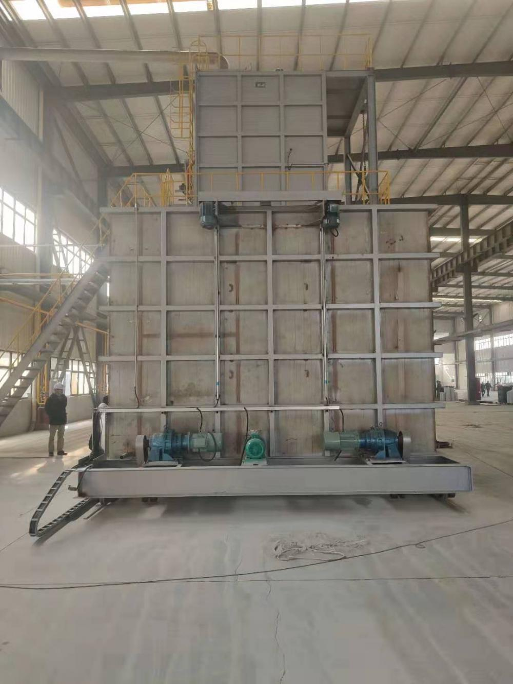 Aluminum Quenching Furnace