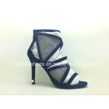 Large Size Sexy High Heel Stock Women Sandal Shoes