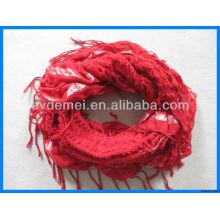 Кожаный шарф высокого качества повелительницы