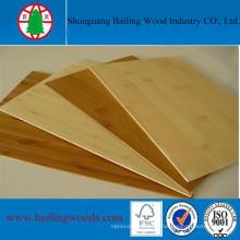 Madera contrachapada de lujo de la base de la madera dura del mejor precio de 15m m