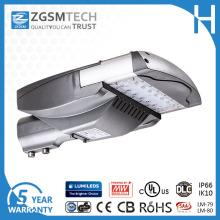 IP66 Ik10 40W LED calle luz con Sensor de luz natural regulable