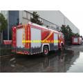 8000 литров 310HP HOWO пожарно-спасательные машины