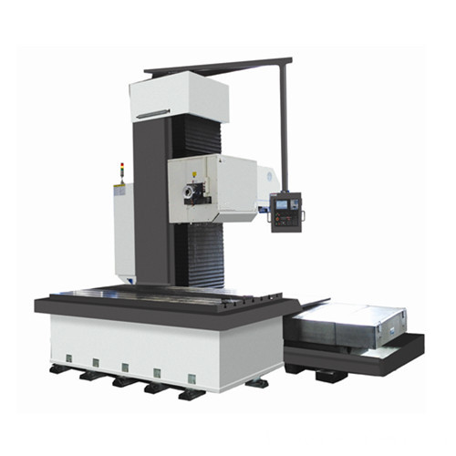High-precision Horizontal CNC Milling Machine