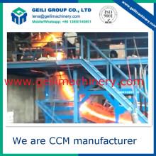 Máquina de fundición de metales de baja inversión
