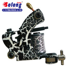 Solong TK105-76 Beginner Tattoo Kit with Tattoo Gun Power Supply Tattoo Kits With Needles