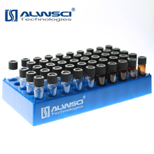 China Supplier 50 Position Vial Rack para frascos de amostrador automático