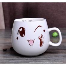 Porcelain Mug Ceramic Coffee Cup (XLTCB-003 300)