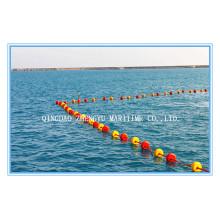 Морской плавающий пенный буй
