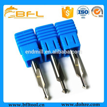 BFL Tungsten Carbide V Shape Drill End Mill For Stainless Steel