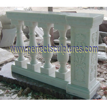 Stone Marble Granite Stair Baluster with Railing Handrail (LG028)
