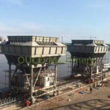 Dedust System Port Mobile Hopper