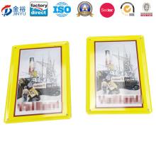 Rechteck Shaped 11X8cm Blechschild für Dekoration Jy-Wd-2016010901