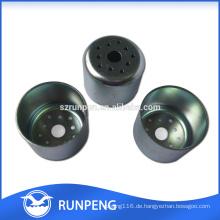 Aluminium Stempeln Teile mit Pulverbeschichtung