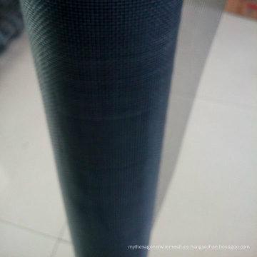 Pantalla de insecto de fibra de vidrio de armadura plana de precio de fábrica